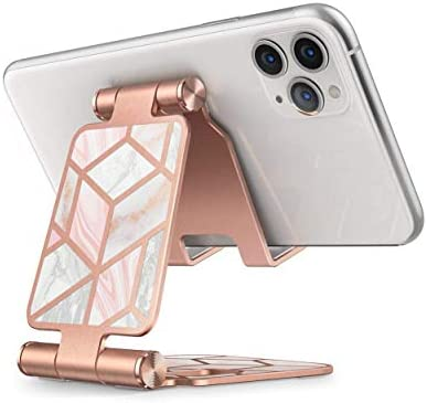 i Blason Cell Phone Stand Foldable Adjustable Phone Mount Holder Compatible with iPhone 12 Mini product image
