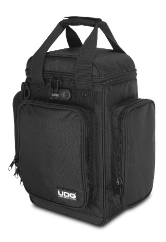 UDG Ultimate ProducerBag Klein Schwarz/Orange im Inneren U9023BL/OR