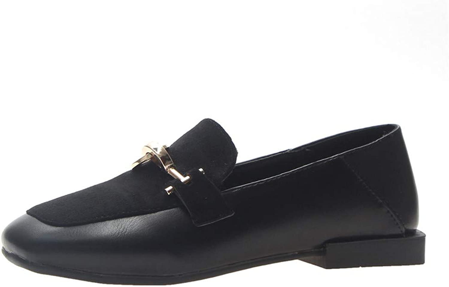 Quality.A Women's shoes Basic Flat shoes Fashion Casual shoes Walking shoes Loafers