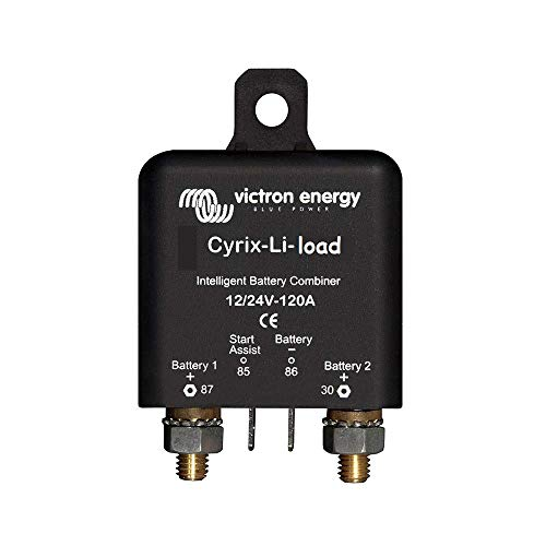 VICTRON ENERGY Cyrix-Li-Load 12/24V-120A - CYR010120450