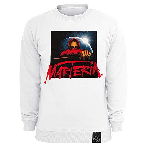\m/-\m/ MARTERIA - Roswell - Sweater/Pullover Größe XXL