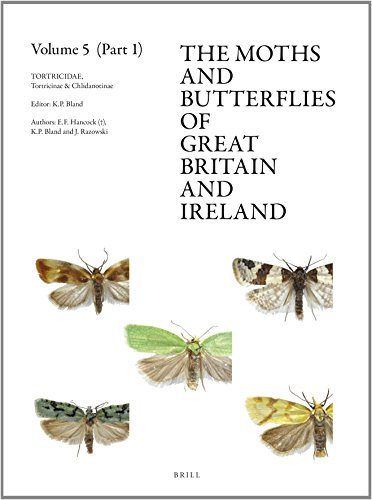 Tortricidae, Part 1: Tortricinae & Chlidanotinae (Moths and Butterflies of Great Britain and Ireland, Volume 5, Band 5)