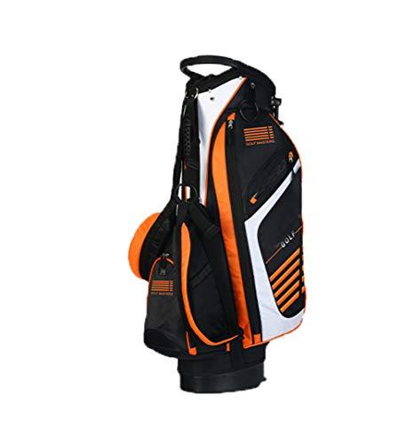 CZXXH Golftasche Golfbag Modell Series Korbtasche Herren Golf Trolley Tasche Wege Halbsatz Er Mit Standbag,C