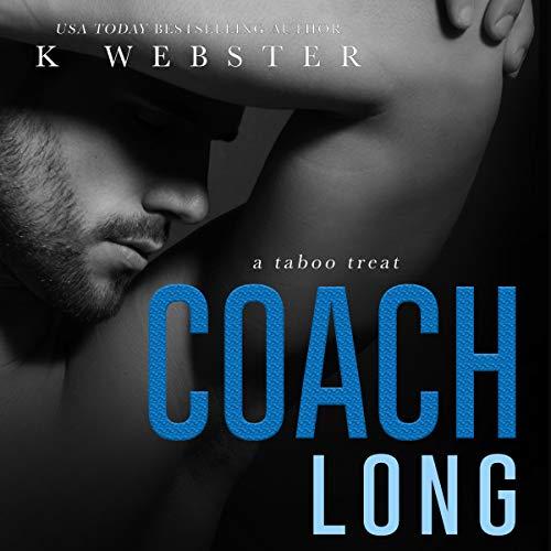 Coach Long audiobook cover art