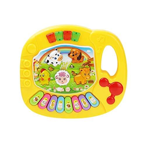 Piano exquisito Bebé Infantil Niños Piano Juguetes