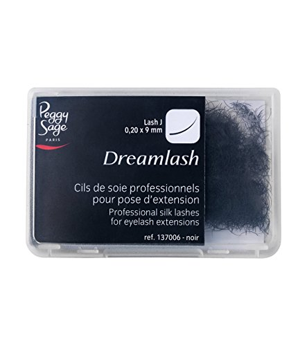 Cils de soie professionnels Dreamlash courbure naturelle J