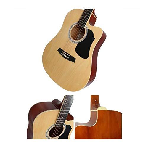 DX tamaño completo guitarra acústica Guitarra acústica de 38 ...