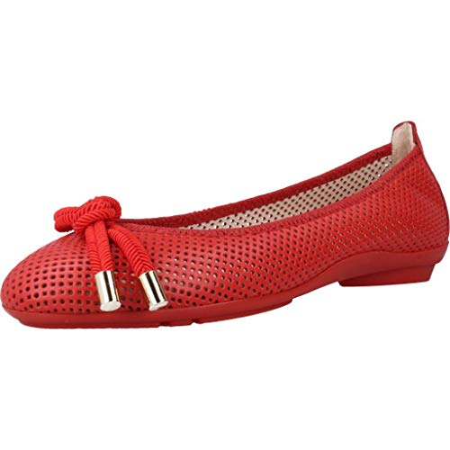 Hispanitas Zapatos Bailarina Mujer Capri -V PARISINA Lazo para Mujer