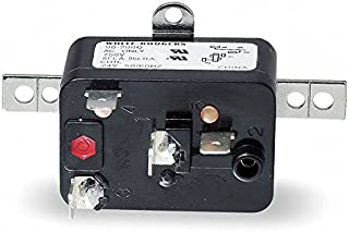 White-Rodgers 90-293Q Enclosed Fan Relay / 24 Coil Voltage / SPDT Switch Action