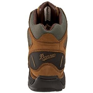 """Danner Men's 45364 453 5.5"""" Gore-Tex Hiking Boot, Dark Tan - 12 Wide"""