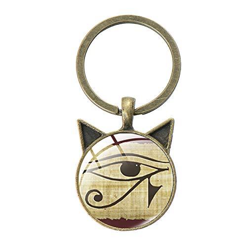 El Más Nuevo Llavero De Dioses del Antiguo Egipto para...