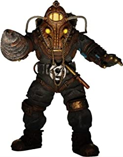 Bioshock NECA 2 Action Figure Big Daddy Prototype Subject Delta