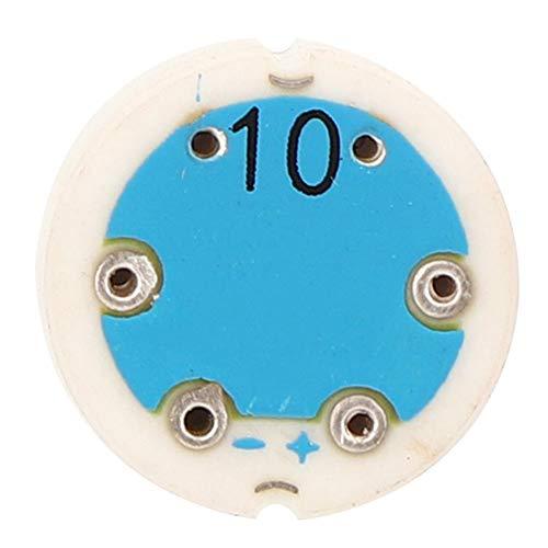 Wacent Kraftsensor Drucksensor Druckwiderstand für Auto Wasserpumpe Klimaanlage Hydraulikausrüstung(Weiß)