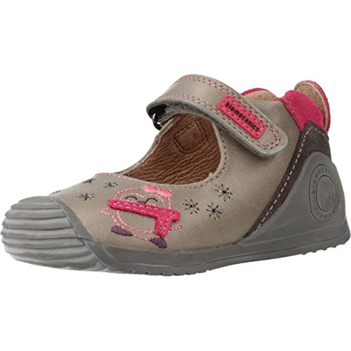 Zapatos de cordones para ni�a, color Hueso , marca BIOMECANICS, modelo Zapatos De Cordones Para Ni�a BIOMECANICS 12754S TROPICAL BRE Hueso