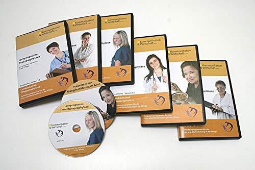Lernbibliothek Pflegeprophylaxe: 6 Programme im Set zum Sonderpreis. Im VErtrieb Schlütersche. CD-ROM für PC