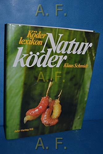 Köderlexikon - Naturköder