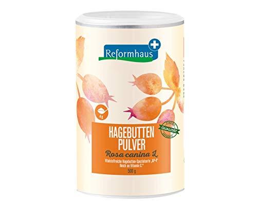 Hagebutten-Pulver bio (0.5 Kg)