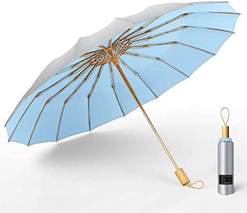 Appoint Strong Wind Resistant 3Folding 16K Manual P Umbrella Men Popular Manufacturer direct delivery brand