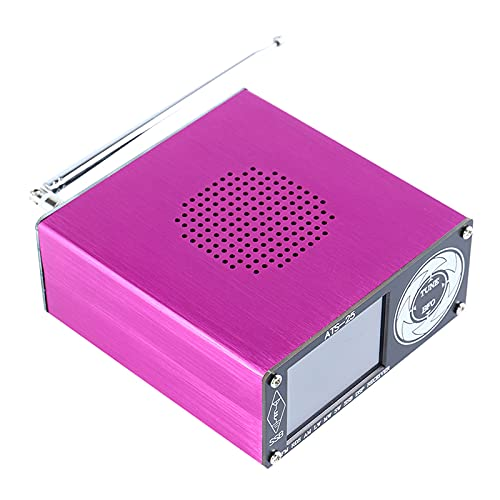 B Blesiya SI4732 Receptor de Radio de Todas Las Bandas FM LW (MW&SW) SSB Pantalla LCD táctil portátil de 2,4'