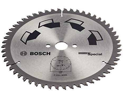 Bosch 2609256891 Lame de scie circulaire Spécial...