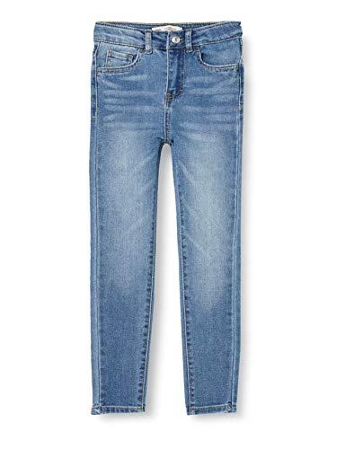 Levi's Kids Lvg 720 High Rise Super Skinny Pantalones Niñas Pyramids 6 años