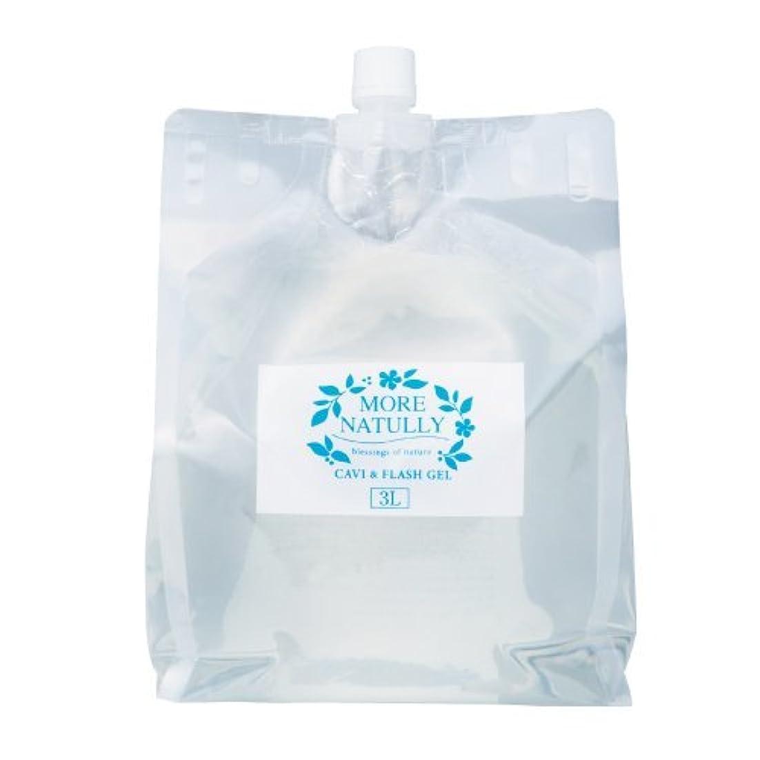 要求する援助樹皮モアナチュリー キャビ&フラッシュジェル 【ソフト】3kg