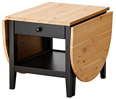 Ikea Arkelstorp - Mesa de Centro, Negro - 65x140x52 cm ...