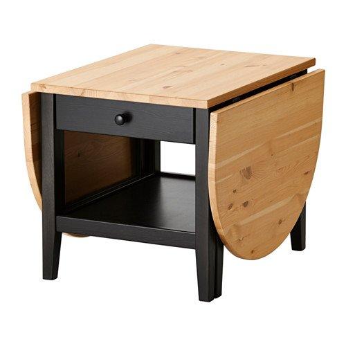 Ikea arkelstorp–Kaffee Tisch, schwarz–65x 140x 52cm