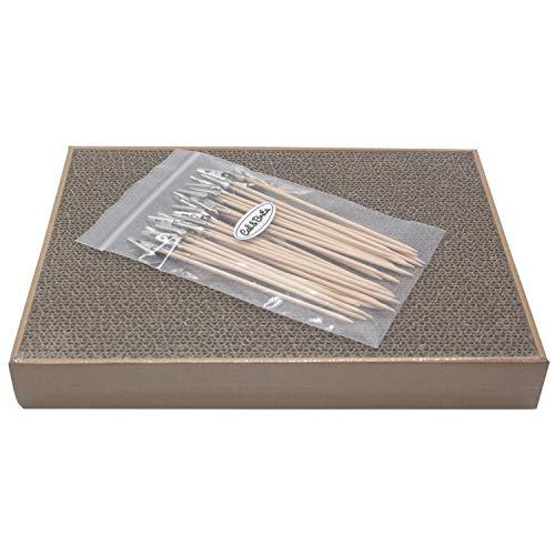 Cali&Brita【塗装棒30本+塗装ベース1台】 塗装ベース 塗装棒 セット プラモデル フィギュア 塗装 ペイント エアブラシ (L:330×240)