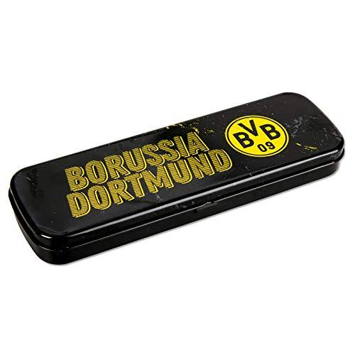 BVB-Schreibset mit Metallbox 6tlg one size