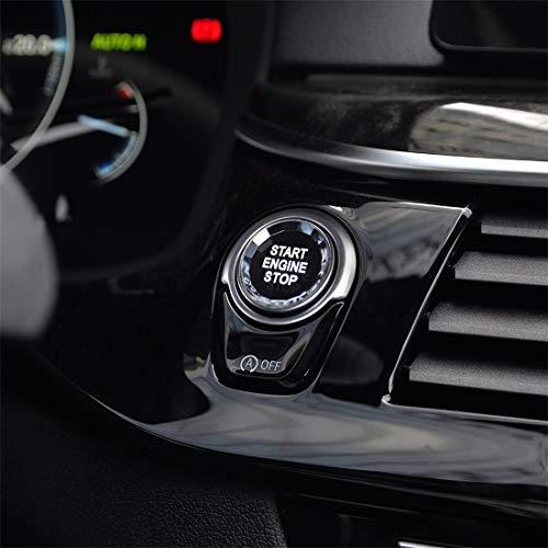 XUAILI zelfklevend decoratief binnendeel van de auto-onderdelen G/F frame met start- en trekstang, voor 1/2/3/4/5/6/7 Series
