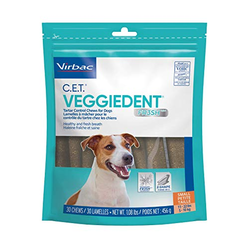 Virbac VeggieDent Tartar Control Chews