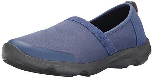 Crocs Duet Busy Day 2.0 Satya A-line, Mujer Zapato, Azul (Bijou Blue/Graphite),...