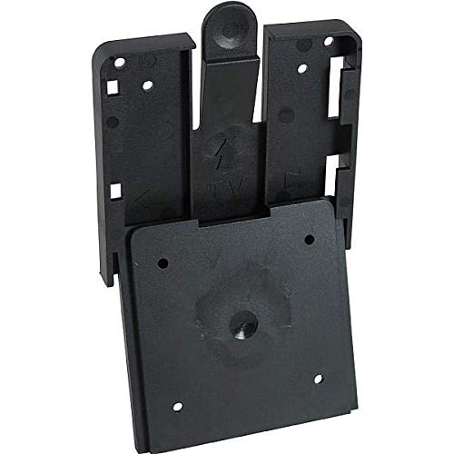 Vision Plus Quick Release TV Bracket for Televisions up to 23.5' with VESA pattern 75 or 100 Ideal...