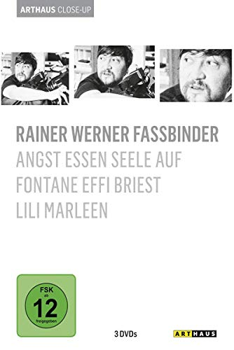 Rainer Werner Fassbinder - Arthaus Close-Up ( Angst essen Seele auf / Fontane - Effi Briest / Lili Marleen ) [3 DVDs]