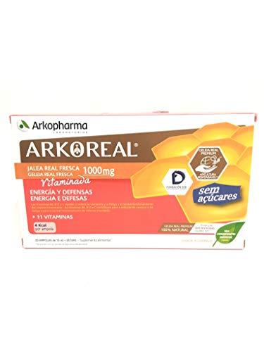 Arkopharma Arkoreal Jalea Real Vitaminada Sin Azucar 20Amp 100 g