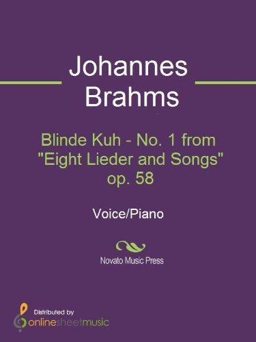 Blinde Kuh - No. 1 from