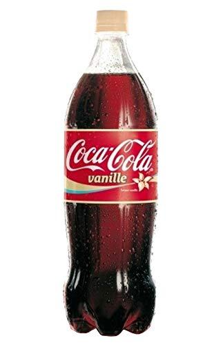 Coca-Cola Vanille 1,25L (pack de 6)