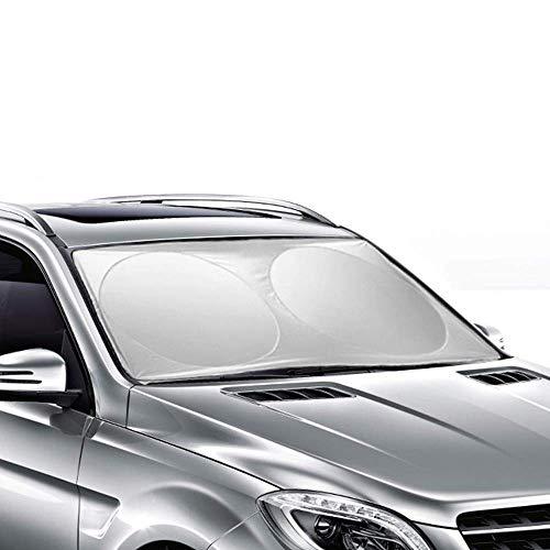 Ohuhu Windshield Sun Shade, Auto Car Sun Shade for Windshield Sunshade...