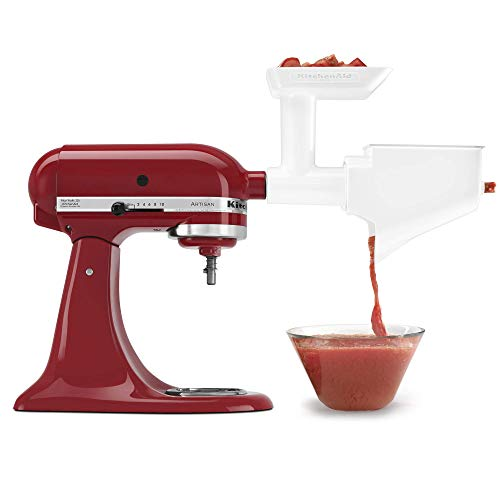 KitchenAid Fruit & Vegetable Strainer Set with Food Grinder Attachment