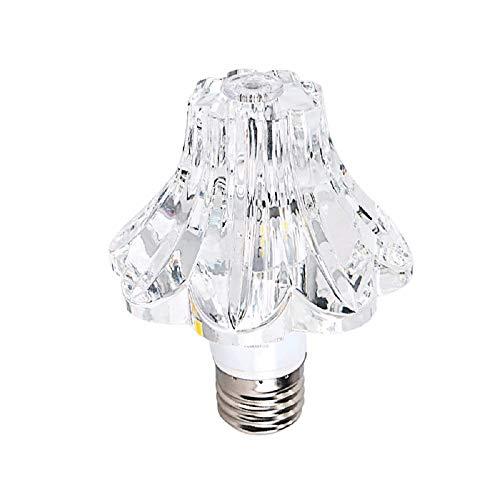 AI CHEN Kristall LED Glühbirne Trompete Design Decke Loch Lampe Downlight Korridor Restaurant Schlafzimmer Moderne E27 Birne 5W versteckte eingebettete Innenbeleuchtung