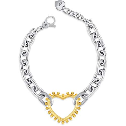 Ops Objects Big Love Trendy - Pulsera para mujer, cód. OPS-LUX41