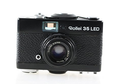 Rollei 35 LED Sucherkamera Kamera Triotar 3.5 40mm 40 mm Optik