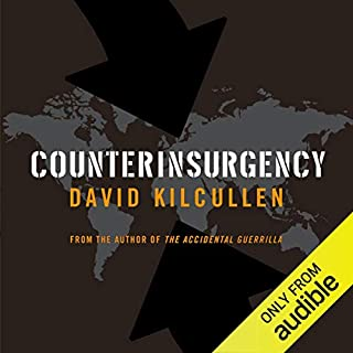 Counterinsurgency audiobook cover art