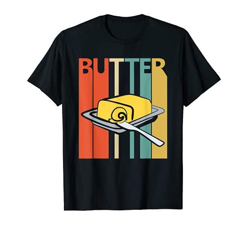 Vintage manteca Camiseta
