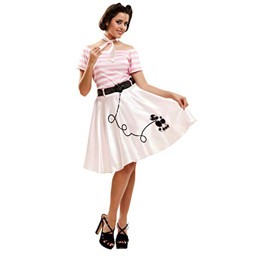 My Other Me Me-202593 Disfraz Pink Lady Doggie para mujer, color rosa, S (Viving Costumes 202593)