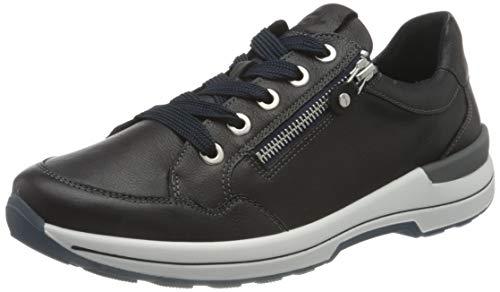 ara Damskie buty sportowe NARA 1224510, niebieski - niebieski - 41.5 EU Weit