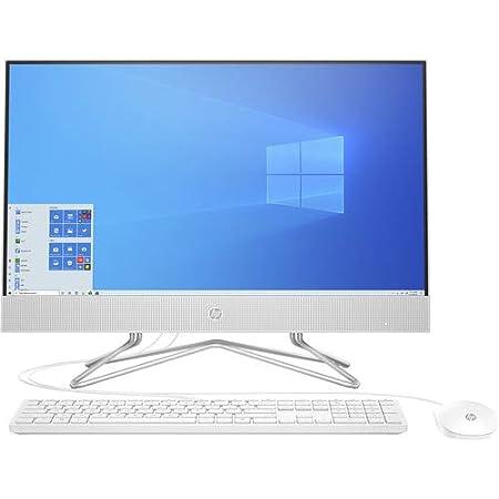 HP All-in-One 24-dp0014 Touch AMD Ryzen 5 3500U 2,1 GHz 12 GB Memoria 256 GB SSD WLAN BT Windows 10 Hogar (renovado)