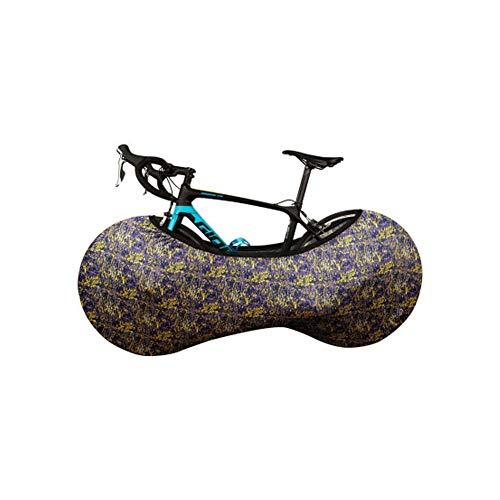 Umisu - Funda para rueda de bicicleta, funda de protección antipolvo, elástica,...
