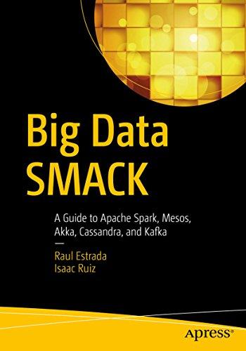 Big Data SMACK: A Guide to Apache Spark, Mesos, Akka, Cassandra, and Kafka (English Edition)